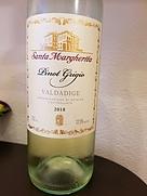 サンタ・マルゲリータ ピノ・グリージョ ヴァルダーディジェ