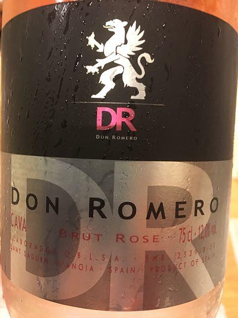Don Romero Cava Brut Rose