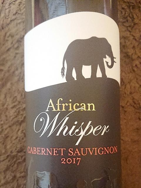 African Whisper Cabernet Sauvignon(アフリカン・ウィスパー カベルネ・ソーヴィニヨン)
