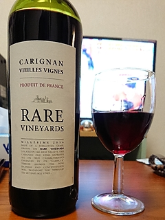 Rare Vineyards Carignan Vieilles Vignes(レア・ヴィンヤーズ カリニャン ヴィエイユ・ヴィーニュ)