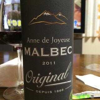 Anne de Joyeuse Malbec Original