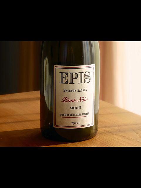 Epis Pinot Noir(エピス ピノ・ノワール)
