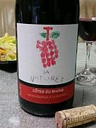 La Naturée Côtes du Rhône Rouge(2017)