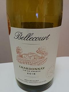 Bellecourt Chardonnay(ベルクール シャルドネ)