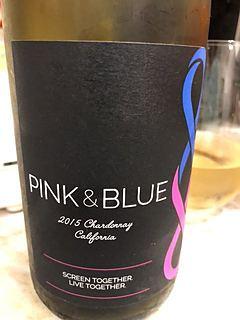 Pink & Blue Chardonnay(ピンク・アンド・ブルー シャルドネ)