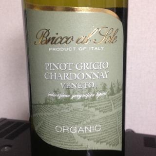 Bricco al Sole Pinot Grigio Chardonnay Organic