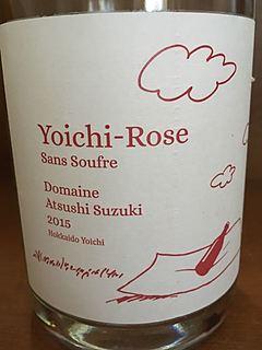 Dom. Atsushi Suzuki Yoichi Rose Sans Soufre(ドメーヌ・アツシ・スズキ ヨイチ・ロゼ サン・スフル)
