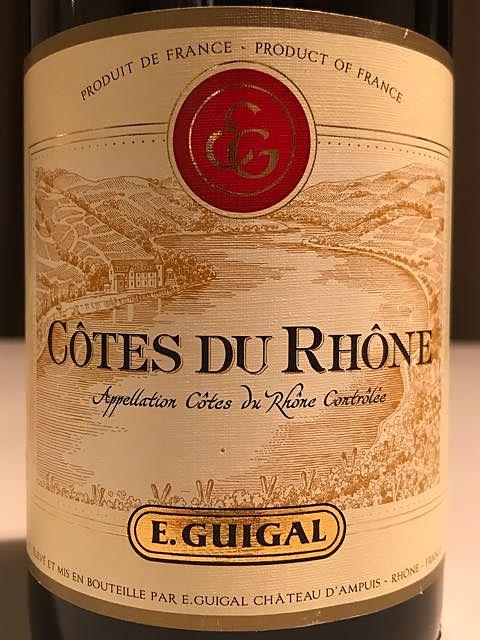 E.Guigal Côtes du Rhône Rouge