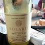 マンズワイン Solaris 信濃リースリング 辛口(2010)