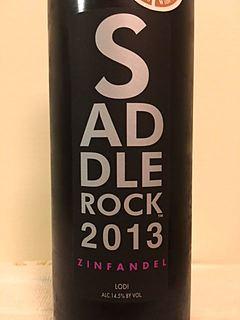 Saddlerock Zinfandel(サドルロック ジンファンデル)