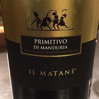 Matané Primitivo di Manduria