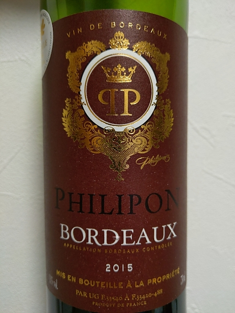 Philipon Bordeaux
