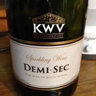 KWV Sparkling Demi Sec