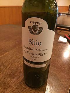 Shio Rkatsiteli Mtsvane Traditional(シオ ルカツィリテリ ムツヴァニ トラディショナ)