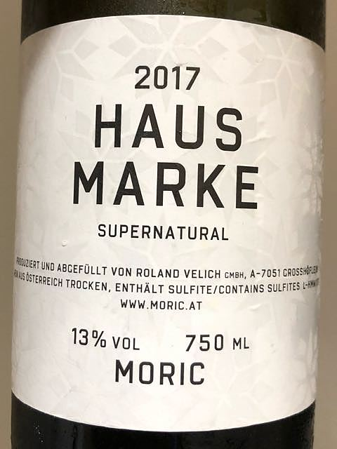 Moric Hausmarke Super Natural(モリッツ ハウスマルケ スーパー・ナチュラル)