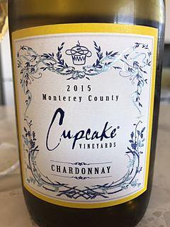 Cupcake Vineyards Monterey County Chardonnay(カップケーキ・ヴィンヤード モントレー・カウンティ シャルドネ)