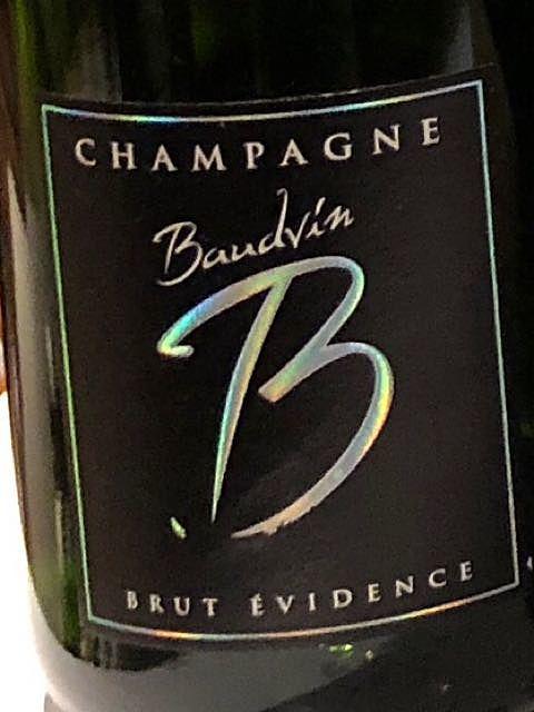 Champagne Baudvin Brut Evidence