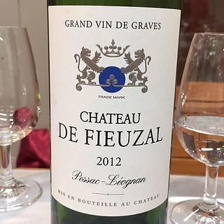 Ch. de Fieuzal Blanc