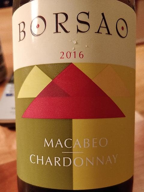 Borsao Macabeo Chardonnay