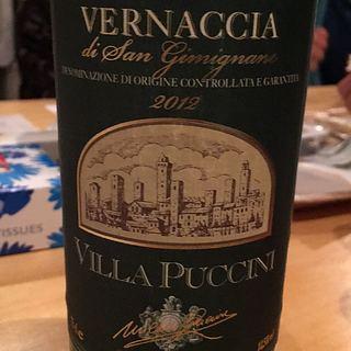 Villa Puccini Vernaccia di San Gimignano