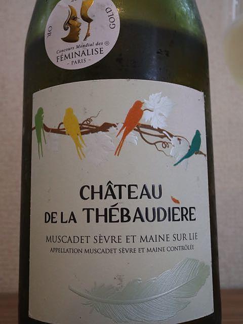 Ch. de la Thébaudière Muscadet de Sèvre et Maine Sur Lie