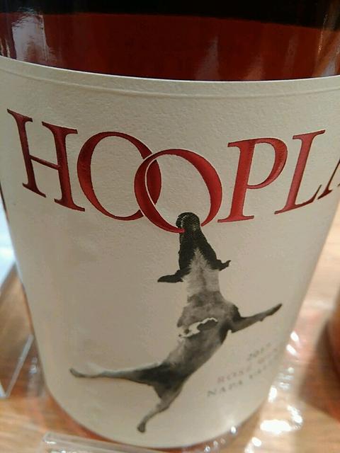 Hoopla Rosé Wine