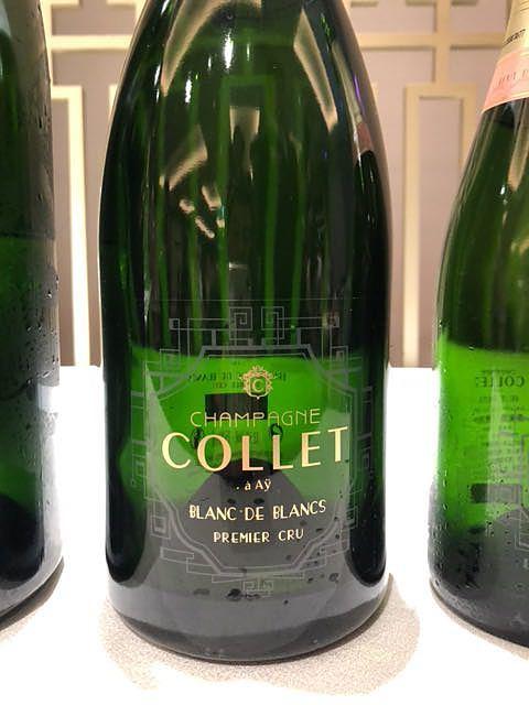 Champagne Collet Blanc de Blancs(シャンパーニュ・コレ ブラン・ド・ブラン)