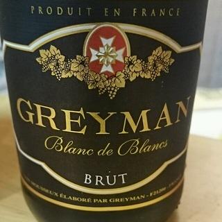 Greyman Brut(グレイマン ブリュット)
