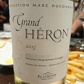 Plaimont Grand Heron Blanc