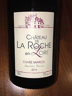 Ch. de La Roche en Loire Cuvée Marcel(シャトー・ド・ラ・ロッシュ・アン・ロワール キュヴェ・マルセル)