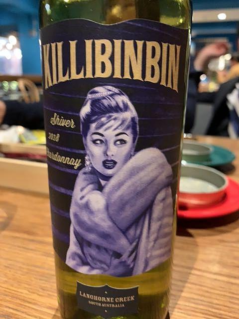 Killibinbin Shiver Chardonnay