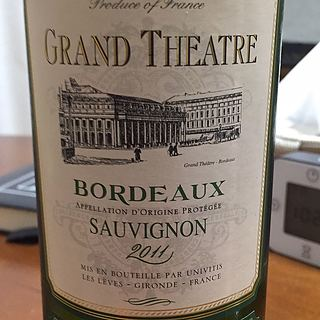 Grand Théâtre Bordeaux Sauvignon