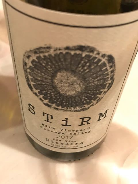 Stirm Wirz Vineyard Old Vine Riesling
