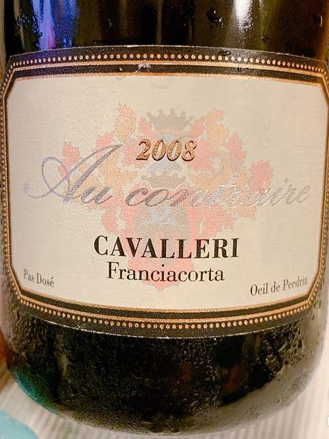 Cavalleri Franciacorta Au Contraire(カヴァッレーリ フランチャコルタ オー・コントレール)