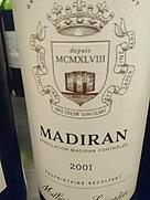 マディラン ミレジム・デクセプション(2001)