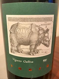 La Spinetta Vürsù Barbaresco Vigneto Gallina