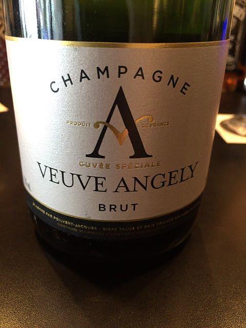 Veuve Angely Brut Blanc de Blancs(ヴーヴ・アンジュリー ブリュット ブラン・ド・ブラン)