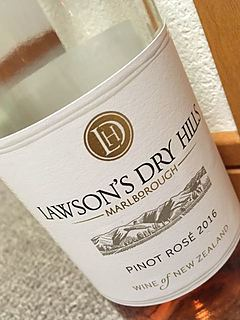 Lawson's Dry Hills Pinot Rose