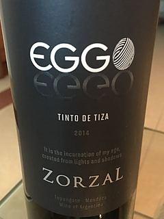 Zorzal Eggo Tinto de Tiza