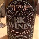 ビーケー・ワインズ カルボニック ピノ・ノワール(2018)