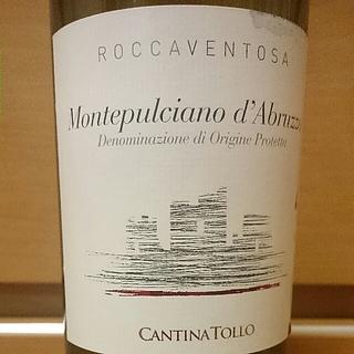 Cantina Tollo Rocca Ventosa Montepulciano d'Abruzzo
