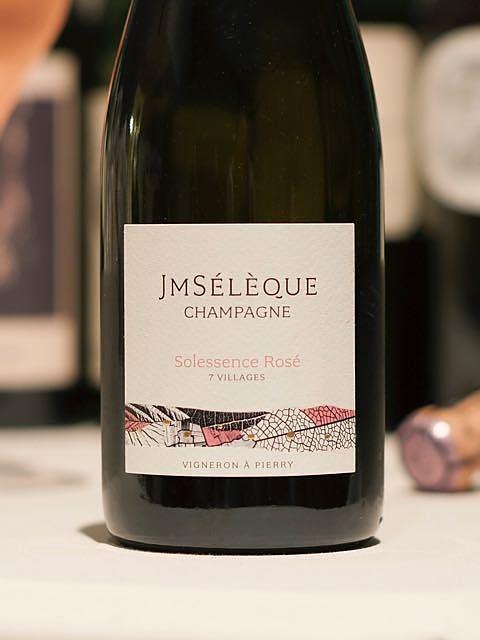 J-M Sélèque Solessence Rosé 7 Villages(JM・セレック ソレサンス ロゼ)