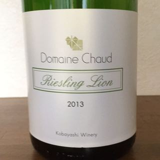Dom. Chaud Riesling Lion