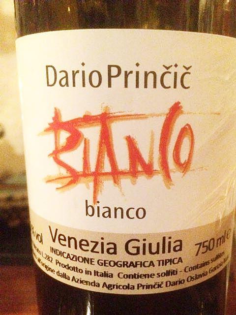 Dario Princic Bianco(ダリオ・プリンチッチ ビアンコ)