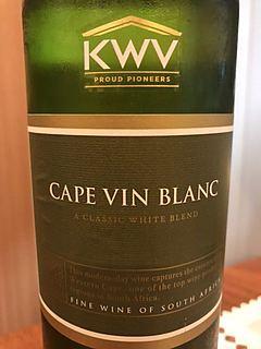 KWV Cape Blanc