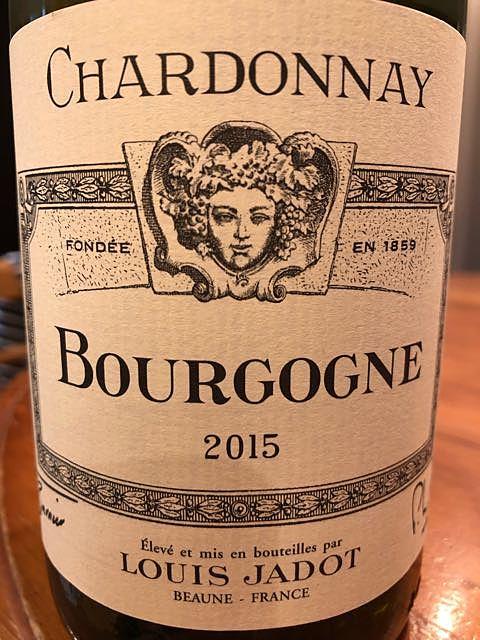 Louis Jadot Bourgogne Songes de Bacchus Chardonnay