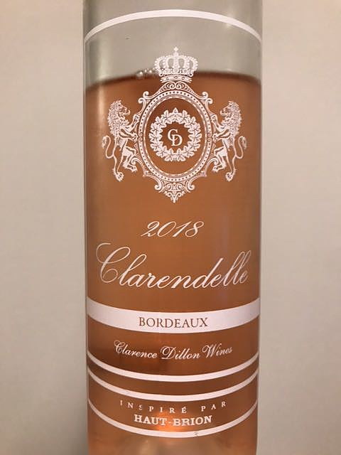Clarendelle Bordeaux Rosé(クラレンドル ボルドー・ロゼ)