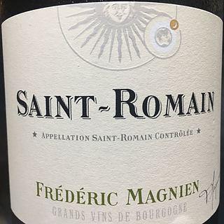 Frédéric Magnien Saint Romain Blanc