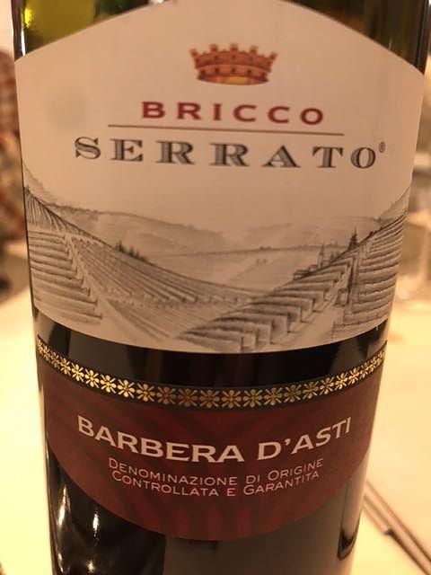 Bricco Serrato Barbera d'Asti