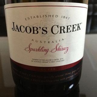 Jacob's Creek Sparkling Shiraz Cuvée